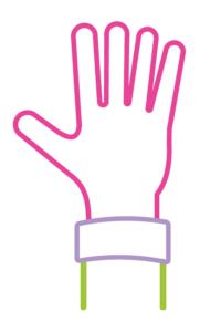 Viisi sormea